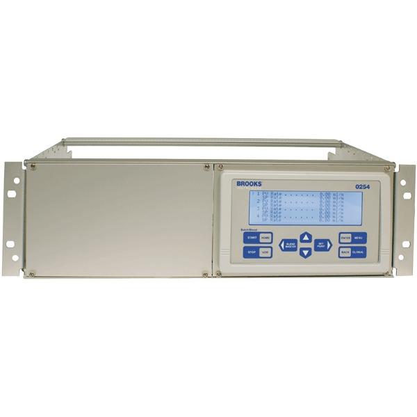منبع تغذیه، نمایشگر بازخوانی و کنترلرهای نقطه ای بروکس