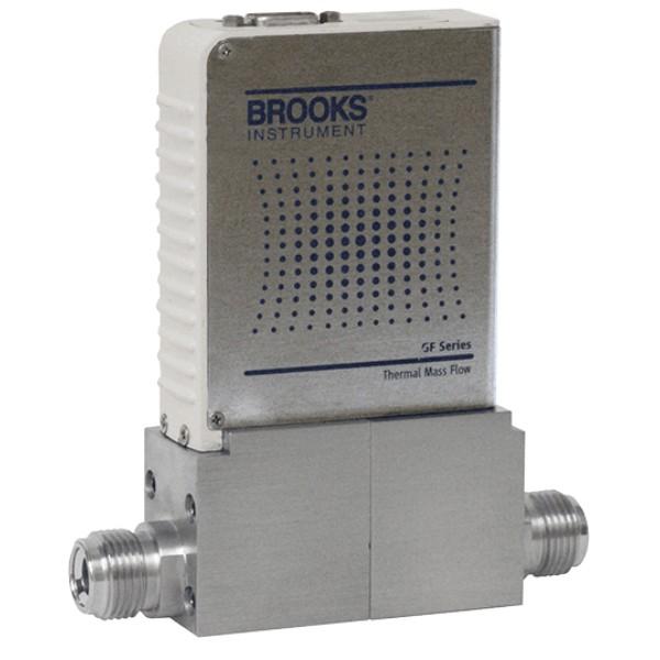 کنترل کننده جریان جرمی و متر بروکس سری GF
