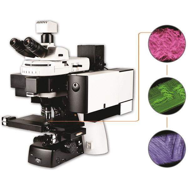 میکروسکوپهای تصویربرداری لیزری رامان