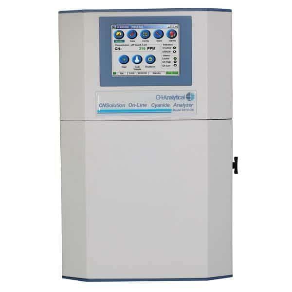 او آی آنالیتیکال - oi analytical - CNSolution™ 9310 Online Cyanide Analyzer