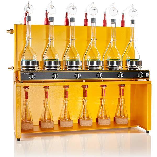 او آی آنالیتیکال - oi analytical - Classic Distillation Apparatus
