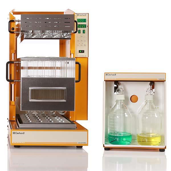 او آی آنالیتیکال - oi analytical - KJELDATHERM Block Heating System