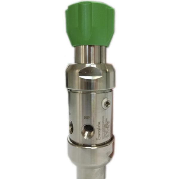 رگولاتور کنترل فشار سوئیچ لاک swagelok