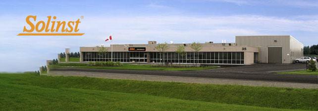 ساختمان شرکت کانادایی سولینست - solinst