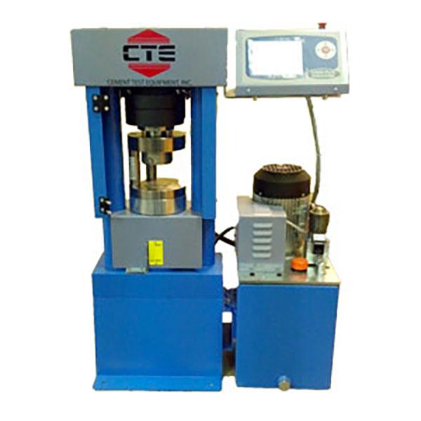 تستر فشرده سازی سیمان - Compression Tester مدل M5000 محصول CTE