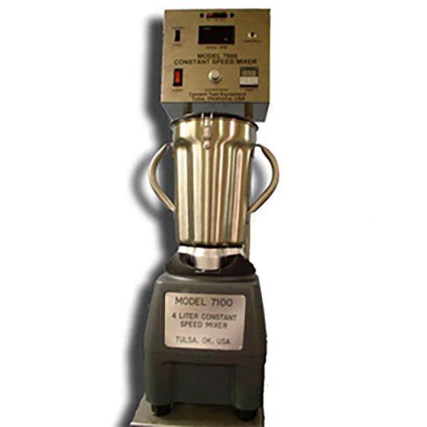 میکسر سرعت ثابت - Constant Speed Mixers مدل M7100 محصول CTE